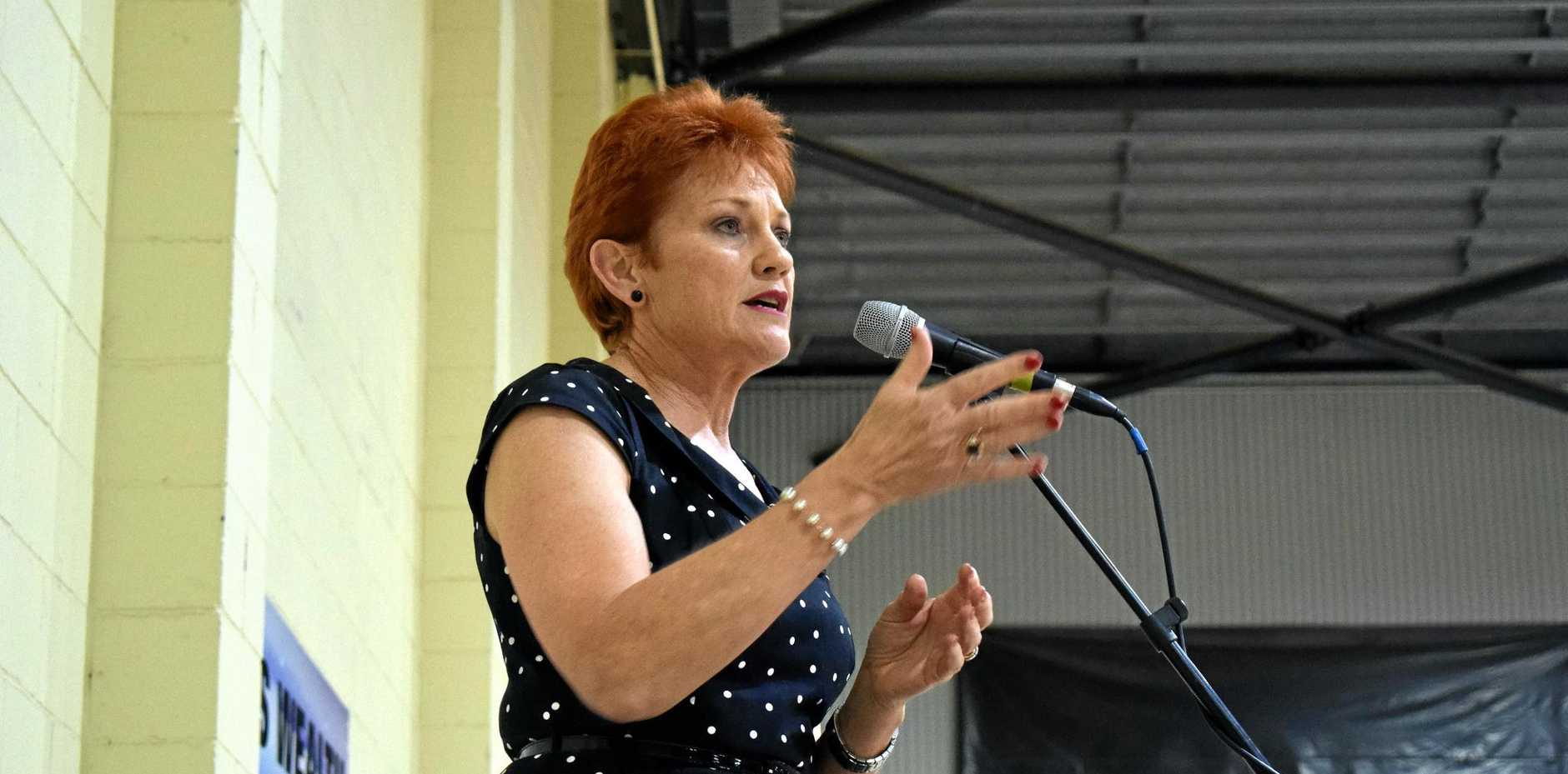 ONE Nation candidates will contest the seats of Mackay, Mirani and Whitsunday in the next state election.