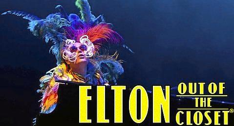 Elton - Out of the Closet.
