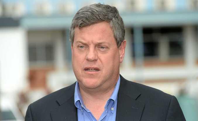 Opposition Leader Tim Nicholls