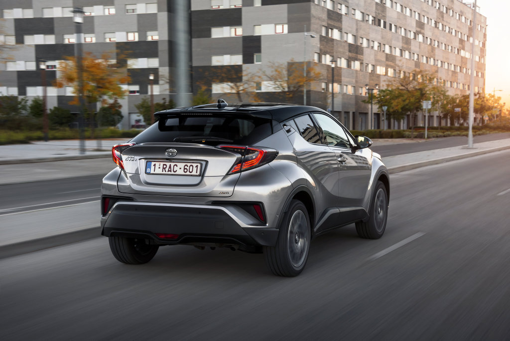 BOLD DESIGN: Toyota's all-new C-HR compact SUV will go on sale in Australia in late February 2017.