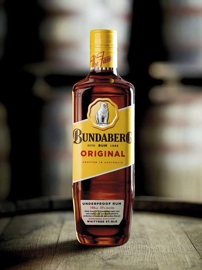 Graham says you can't beat Bundaberg Rum Original.