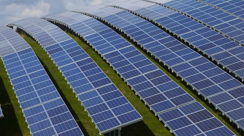 The solar farms are expected to bring in a number of jobs to the region. Photo: Generic.