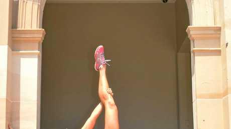 Dancer Gretel Scarlett.
