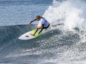 Keely Andrew wows in famed waves of Maui