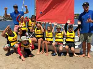 Sail through school holidays with programs on the water