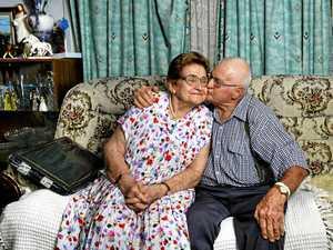 Shotgun wedding blossomed into everlasting love