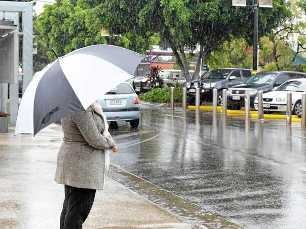 SHOWERS FORECAST: CQ will experience light showers throughout the weekend.