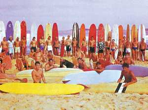 Rise and fall of surf culture