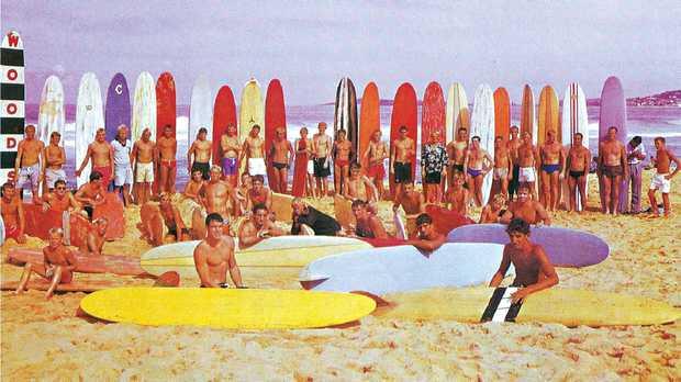 Narrabeen surf meet 1961.