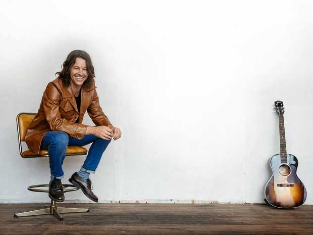 Bernard Fanning is officially an ARIA winner.