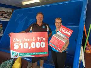 26 Gladstone businesses to treat lucky shopper to $10K spree