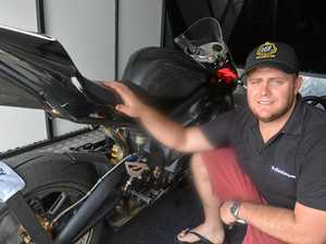 Sydney rider plans more trips to Morgan Park Raceway