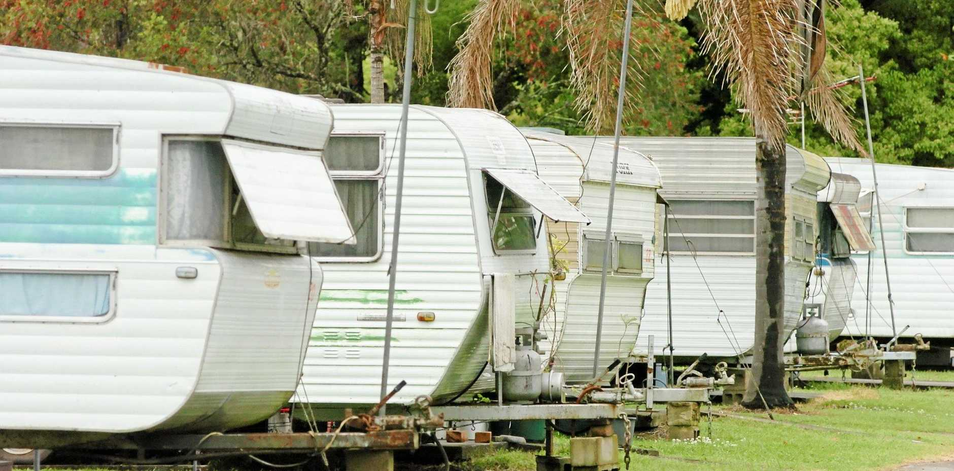 ACCESS GRANTED: Coffs Harbour City councillors voted unanimously for the proposed plan to allow for the expansion for the Bonville Caravan Park.