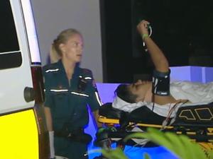 Schoolie falls two storeys: Breaks pelvis