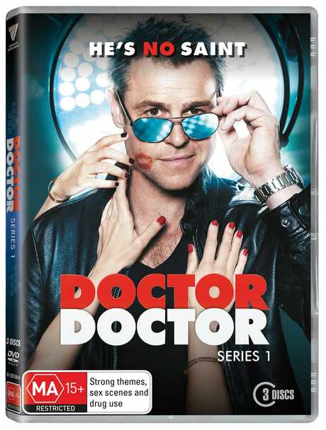 Doctor Doctor is out now on DVD.