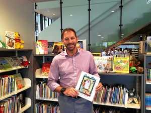 Why did a math's teacher start writing children's books