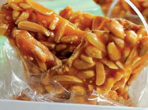 Break out the brittle for great gift