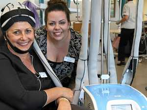 Queensland-first techology allows cancer patients to keep their hair