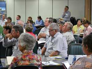 Academic research into CSG unveiled at Chinchilla forum