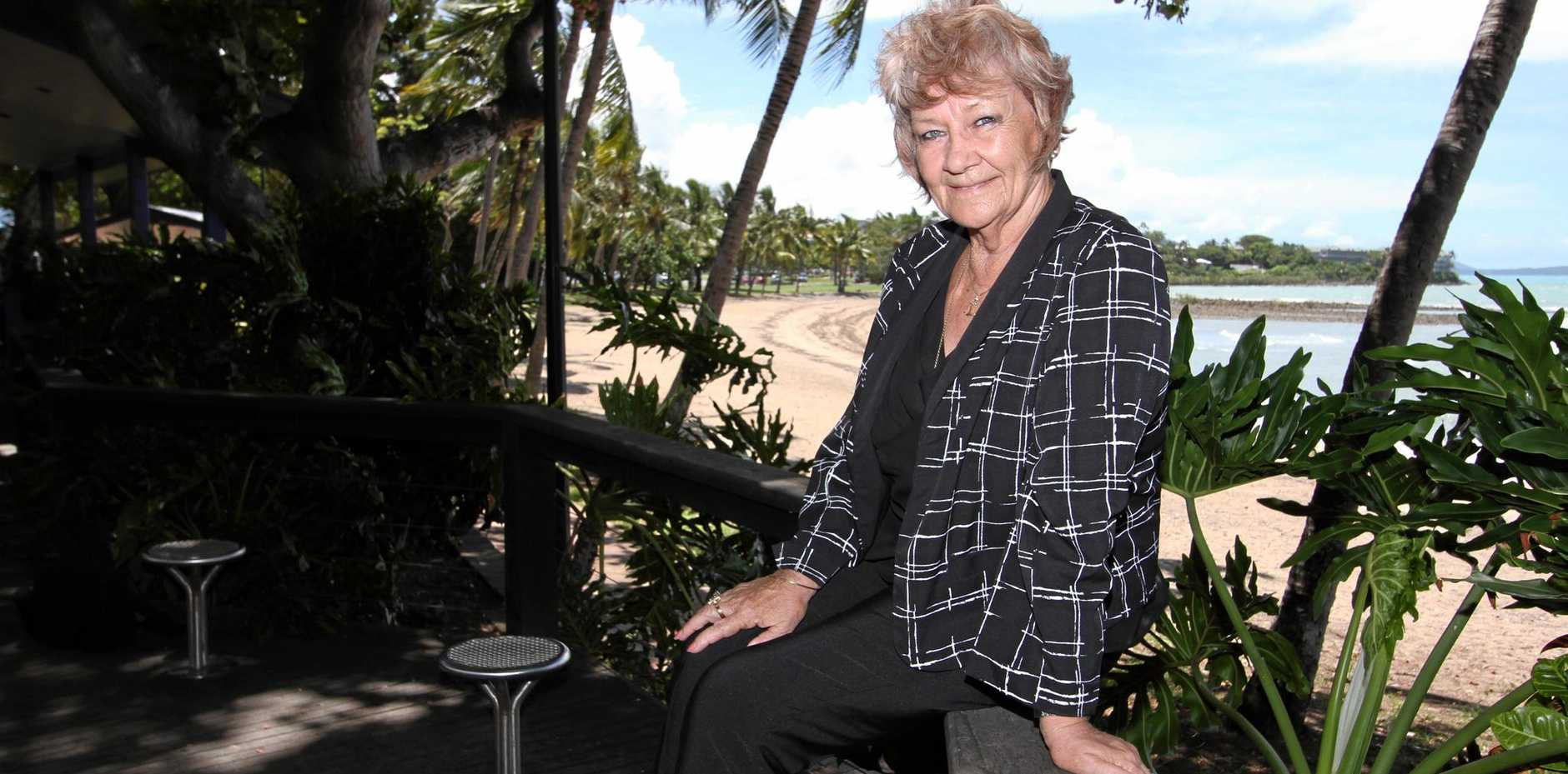 SPEAKING OUT: Councillor Jan Clifford shares her heart breaking story.