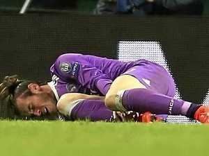Real Madrid rocked by Bale injury blow