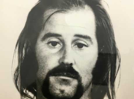 COURT APPROVED IMAGE: A photo of Garry Reginald 'Shorty' Dubois from the 1970s. Mr Dubois is the co-accused in the alleged  murder of Barbara McCulkin and her daughters Vicki and Leanne on January 16, 1974. This image was tendered during Mr Dubois's trial.