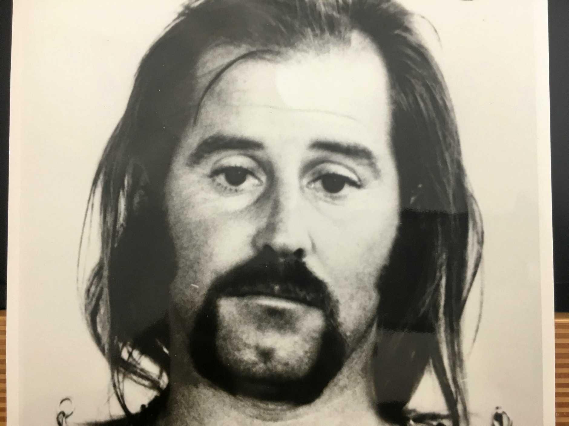 Garry Reginald 'Shorty' Dubois in the 1970s.