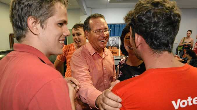 Jim Madden is confident he can hold off One Nation in Ipswich West and will stand on his record.