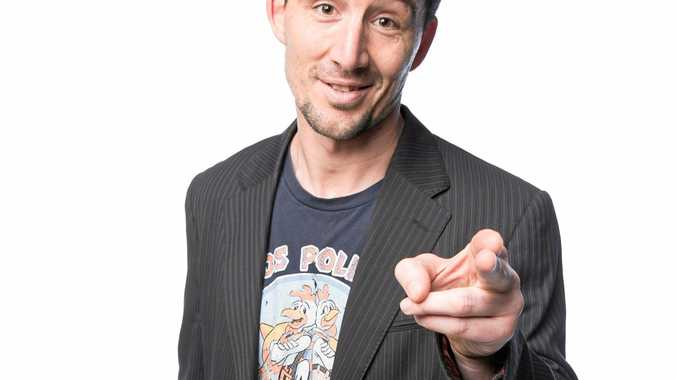 Rockhampton Stand Up Comedian Mick Neven is headed to The Edinburgh Fringe Festival - to perform his solo Stand Up Show amongst the very best comedians from right around the globe.