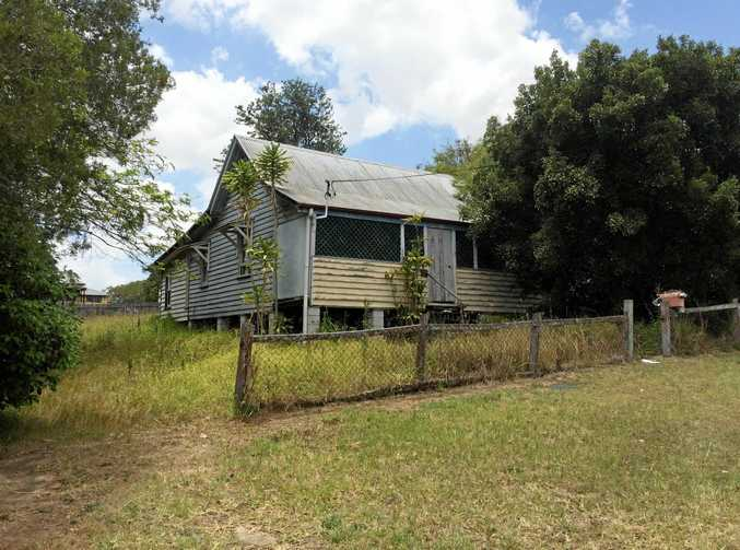 BARGAIN BASEMENT: What is possibly Gympie's cheapest house is well on the way to having new owners after a council auction for rates arrears.