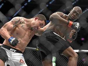 Aussie not overawed by UFC opponent