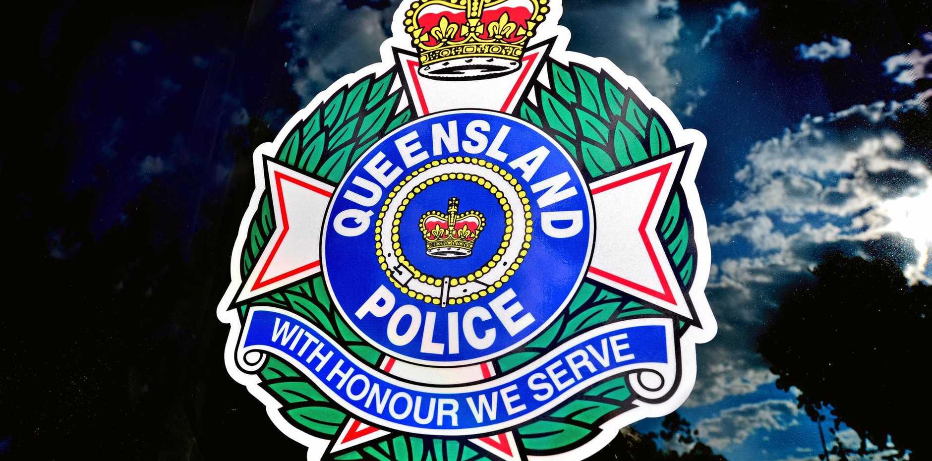 Qld Police badge