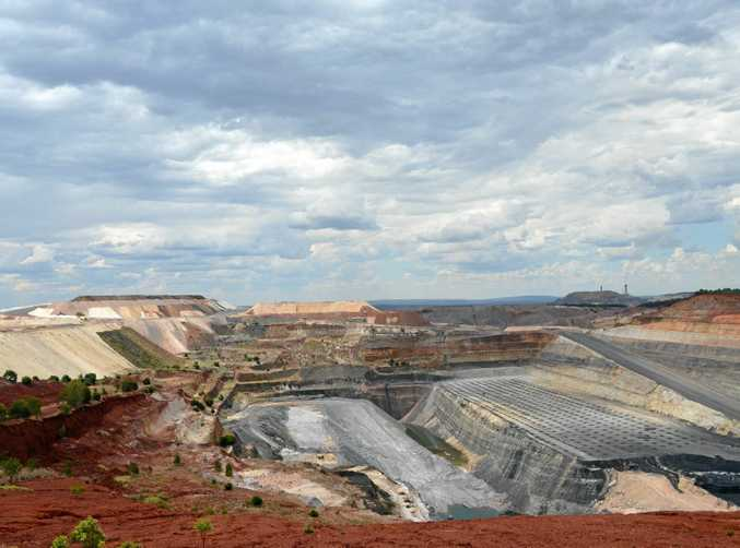 THE boost in coal prices in the past six months has triggered a house price jump in at least three mining towns in Central Queensland.