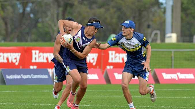 SCORE: The Coast has locked in the national touch football titles for the next four years.