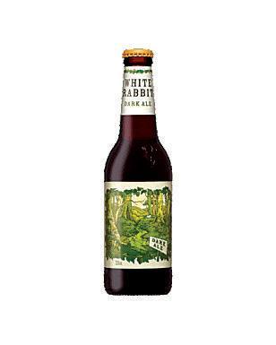 The dark ale.