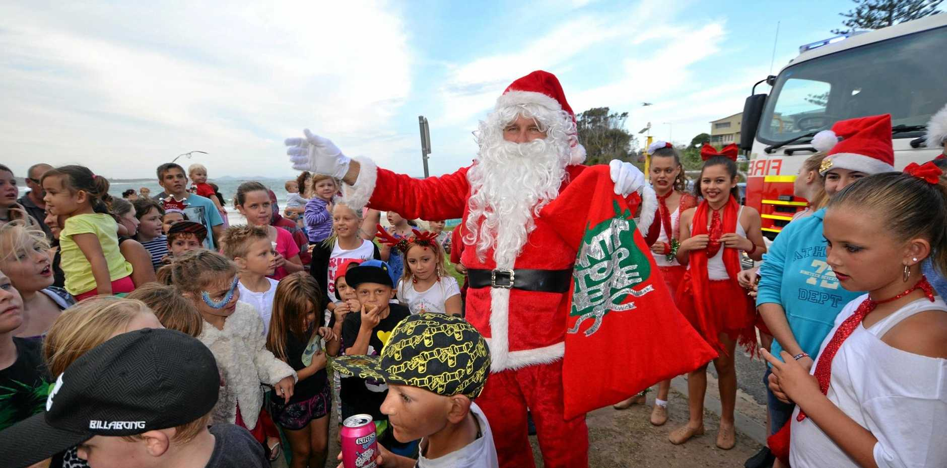 SING ALONG: Carols by the Sea is on at Innes Park tomorrow.