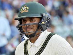 Khawaja puts Australia on top in third Test