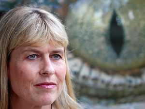 Terri Irwin bites back over Bob Katter croc attack