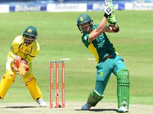 Du Plessis in mint form