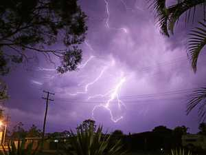 Flash flooding, storm warning for parts of CQ