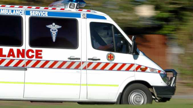 AmbulancePhoto: Cade Mooney / Sunshine Coast Daily