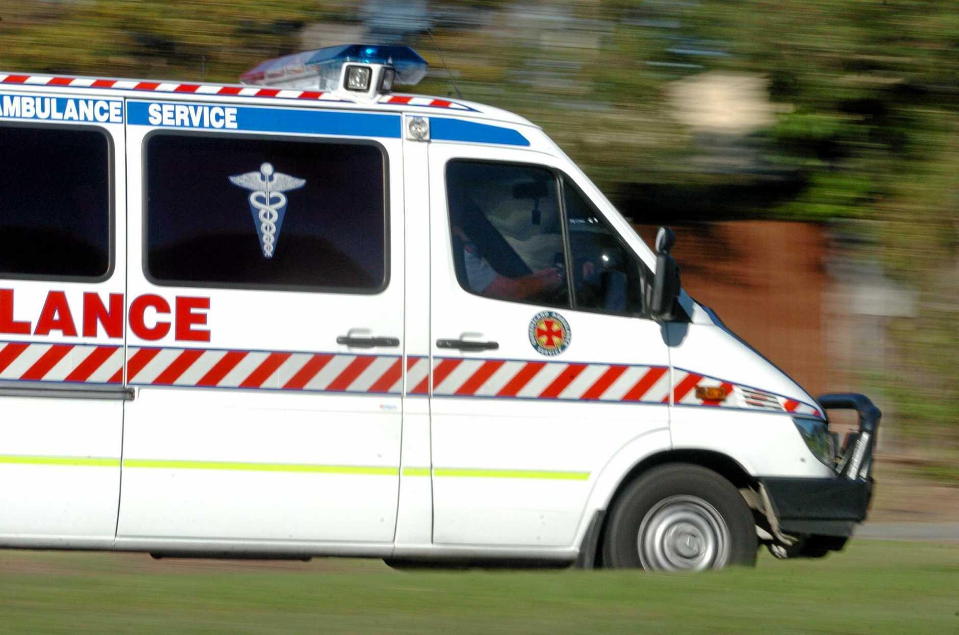 AmbulancePhoto: Cade Mooney / Sunshine Coast Daily