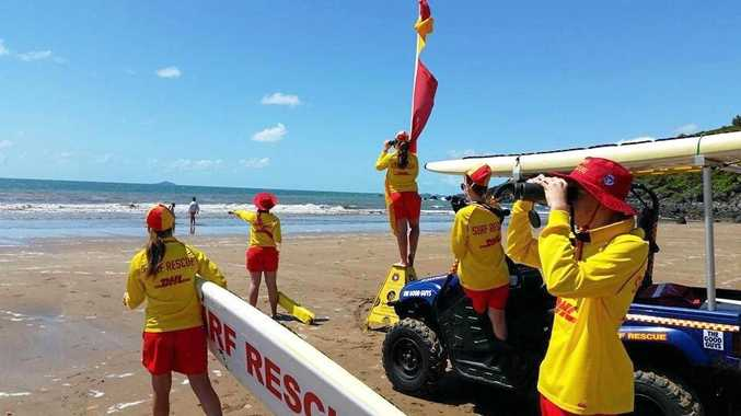 The Sarina Surf Lifesaving club received about $5,500 in the latest round of grants under two state government schemes to provide a leadership and mentoring youth camp.