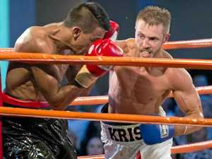 George changes focus after Commonwealth title win