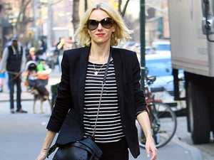 Naomi Watts in a 'good place' after split