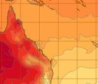 BOM warns heatwaves to hit Gladstone in coming month