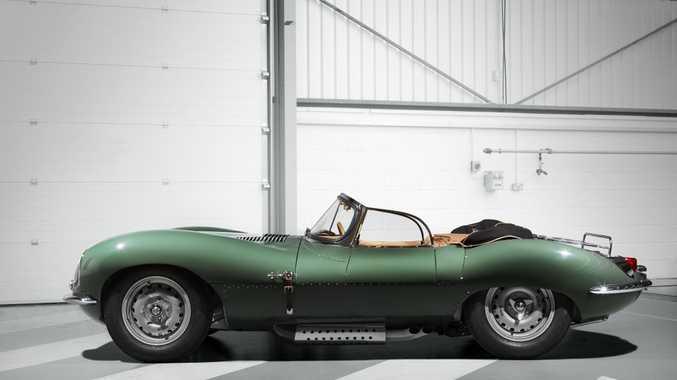 Jaguar XKSS continuation by Jaguar Classic.