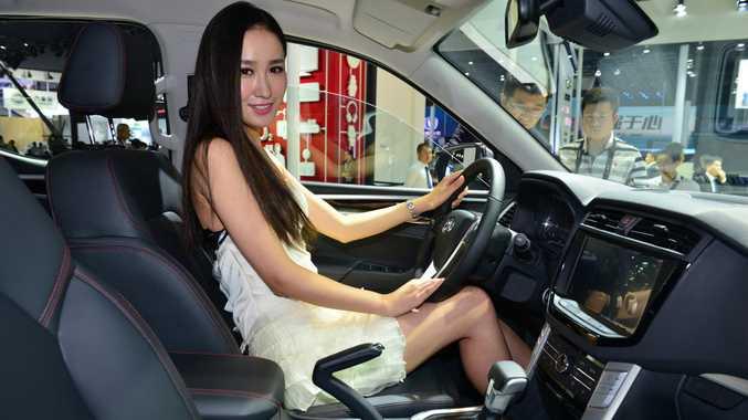 LDV T60 ute revealed in China