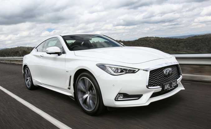 Infiniti has launched the Q60, powered by a 2.0-litre turbocharged petrol engine.