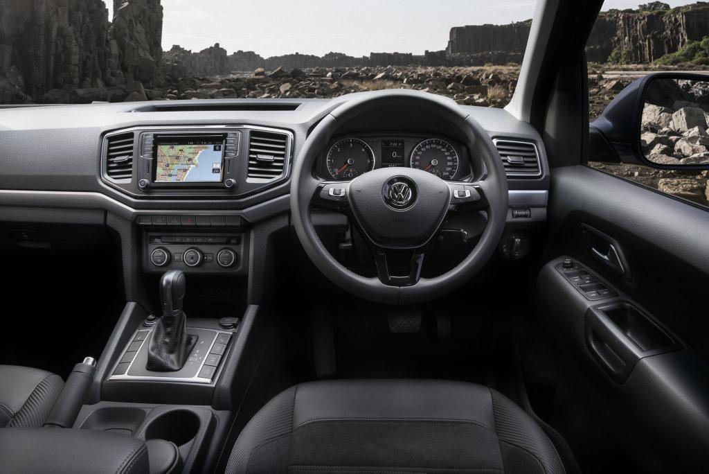 The 2016 Volkswagen Amarok.
